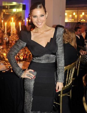 Elsa Pataky y el vestido que quiero para estas fiestas