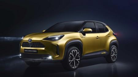 Toyota Yaris Cross: el hermano pequeño del Toyota C-HR es un SUV híbrido de 116 CV que llegará en 2021