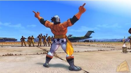 Street Fighter IV. El Fuerte en plan chulo