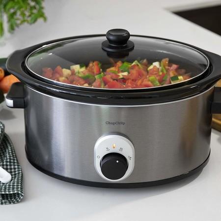 La olla de cocción Lenta Chup Chup, opción española y muy barata de las populares Crock Pot, en oferta en eBay por 27,92 euros