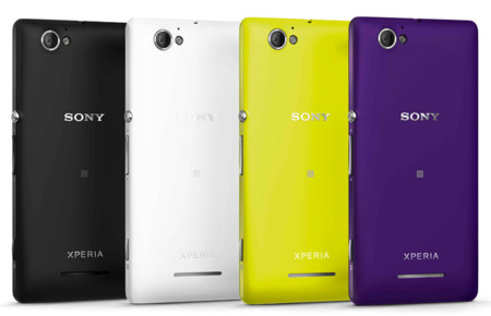 Sony Xperia M
