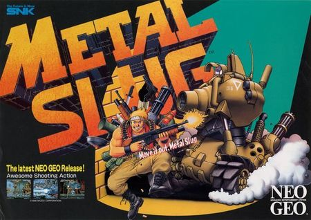 Metal Slug (Nazca Corporation)