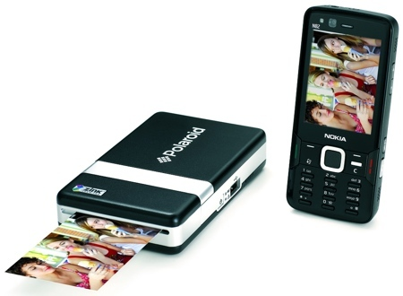 Polaroid PoGo, impresora sin tinta y portátil