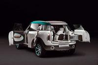 Mini Crossover Concept, el Mini para el campo