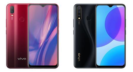 Vivo U3 y Vivo Y11 (2019), nuevos gama de entrada y gama media a tope de batería