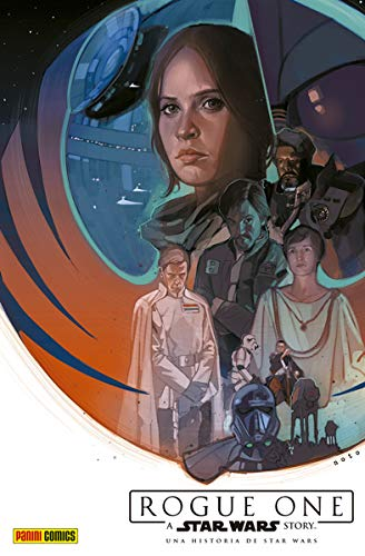 Rogue One: A Star Wars story (Español) Pasta dura