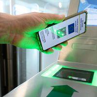 La UE investiga la filtración de claves para falsificar pasaportes covid: hasta Bob Esponja tiene el suyo para viajar libremente