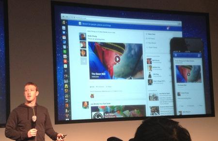 """Facebook lanza el rediseño de la sección de """"Noticias"""""""