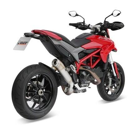 MIVV Ghibli para Ducati Hypermotard
