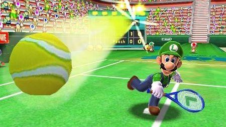 'Mario Tennis Open'. Fecha de salida y online confirmados