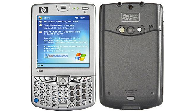 HP iPAQ HW 6515