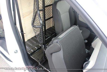 Easy Seat y mampara pivotante