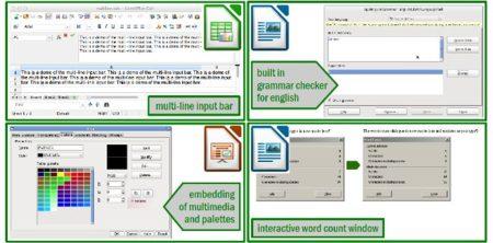 Nuevas características LibreOffice