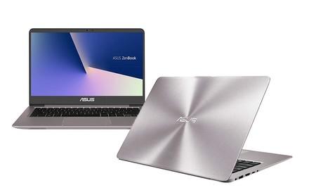 Potencia y ligereza se dan la mano en el ASUS ZenBook UX410UA-GV036 que Amazon tiene rebajado a 648,99 euros
