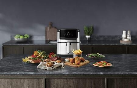 Hasta un 30% de descuento en AEG con estas ofertas para nuestra cocina de Amazon: freidoras, batidoras y arroceras más baratas