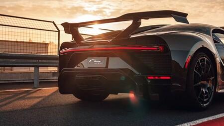 Bugatti Chiron Pur Sport Prueba En Pista 3
