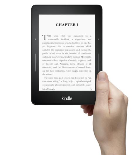 Kindle Voyage ya se puede comprar en México