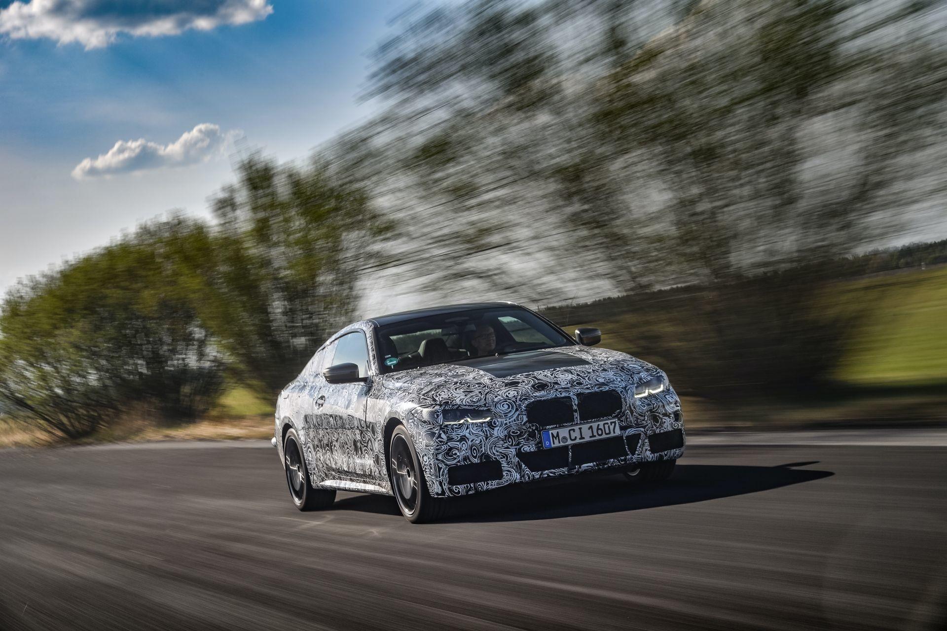 Foto de BMW Serie 4 2021 (fotos espía) (9/38)