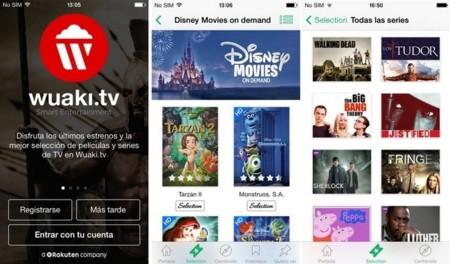 Wuaki.tv lanza su aplicación para iPhone