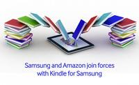 Samsung une fuerzas con Amazon, abren una tienda de libros exclusiva para dispositivos Galaxy