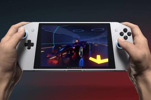 Alienware quiere tener su propio Nintendo Switch: Concept UFO es un tablet con hardware de PC y controles desacoplables