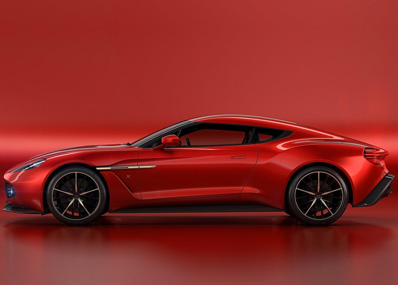 Foto de Aston Martin Vanquish Zagato Concept (3/9)