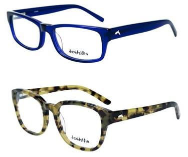 ¿Te atreves con las extravagantes gafas graduadas de David Delfín?