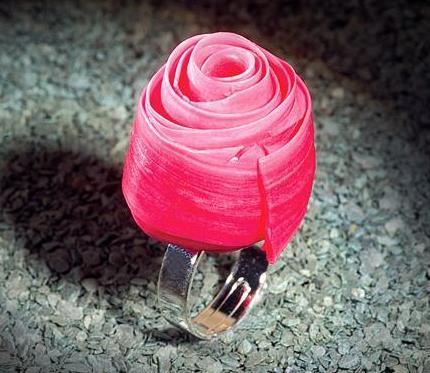 Un anillo Candy Glam de Escribà como regalo de San Valentín