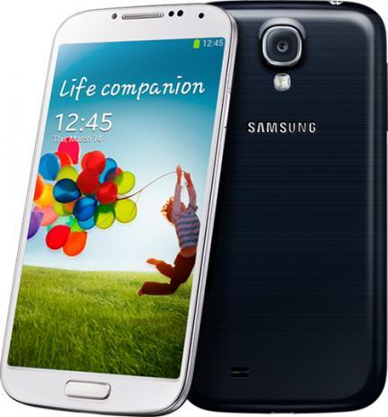 Samsung Galaxy S4 ya disponible en pre-reserva en Amazon España