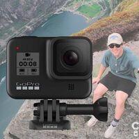 Amazon iguala el precio de MediaMarkt y te deja la GoPro Hero Black 8 más barata que nunca por 279 euros