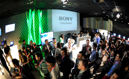 Stand Sony