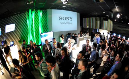 Sony en los premios Xataka 2012, así fue