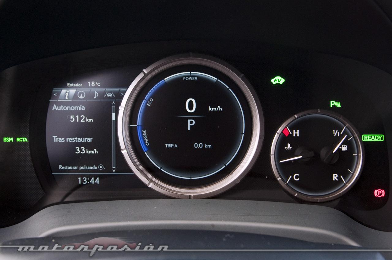 Foto de Lexus RX 450h, toma de contacto (20/28)