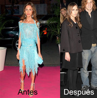 Allegra Versace reaparece