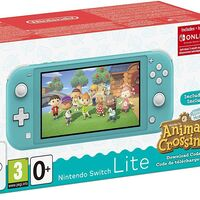 Nintendo Switch Lite con Animal Crossing y 3 meses de Nintendo Switch Online por 199 euros en Amazon, su precio mínimo histórico