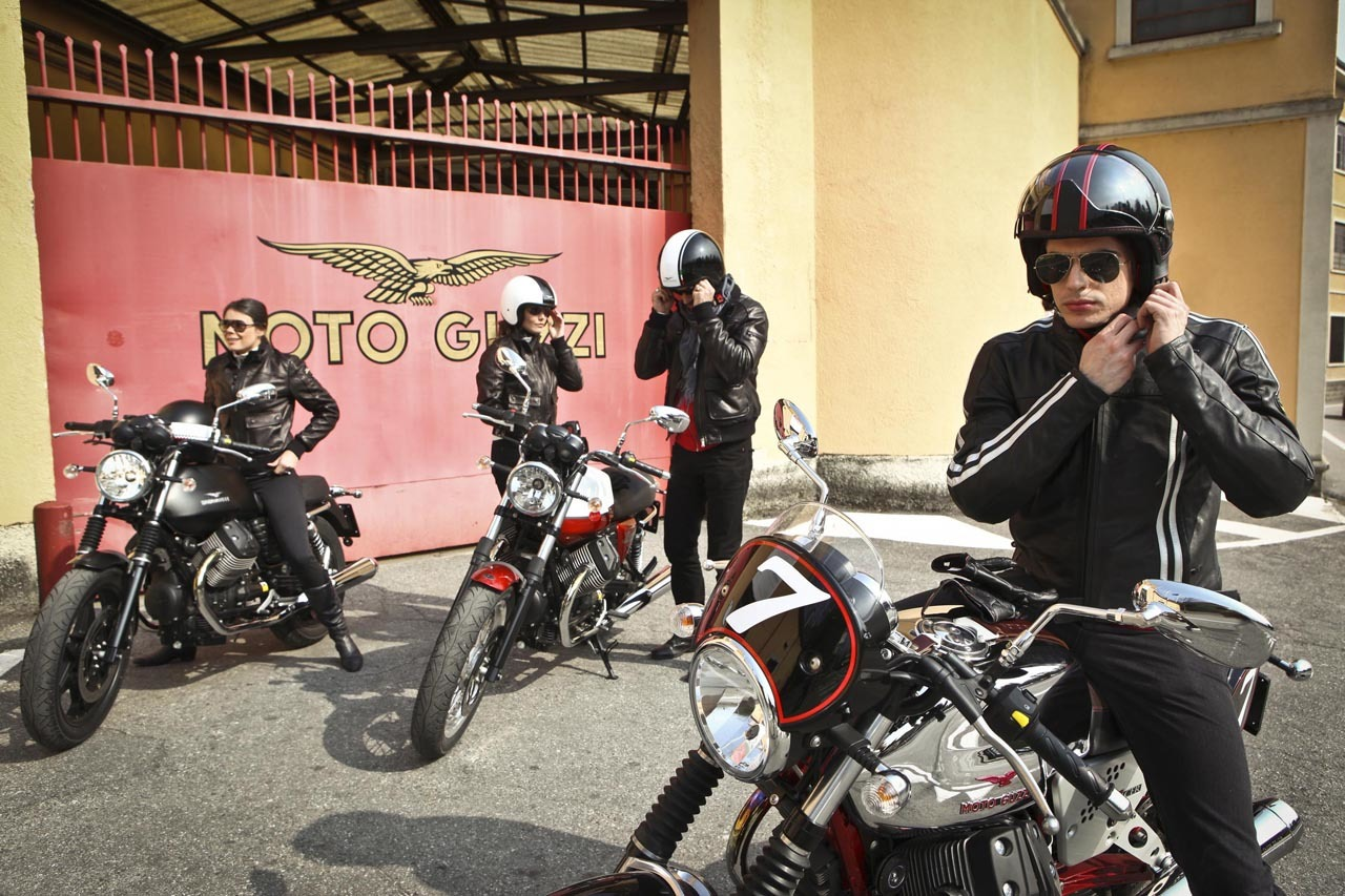 Foto de Moto Guzzi V7 gama 2012 (6/11)