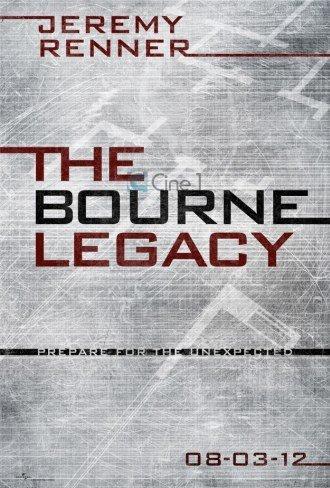 'El legado de Bourne', primer cartel