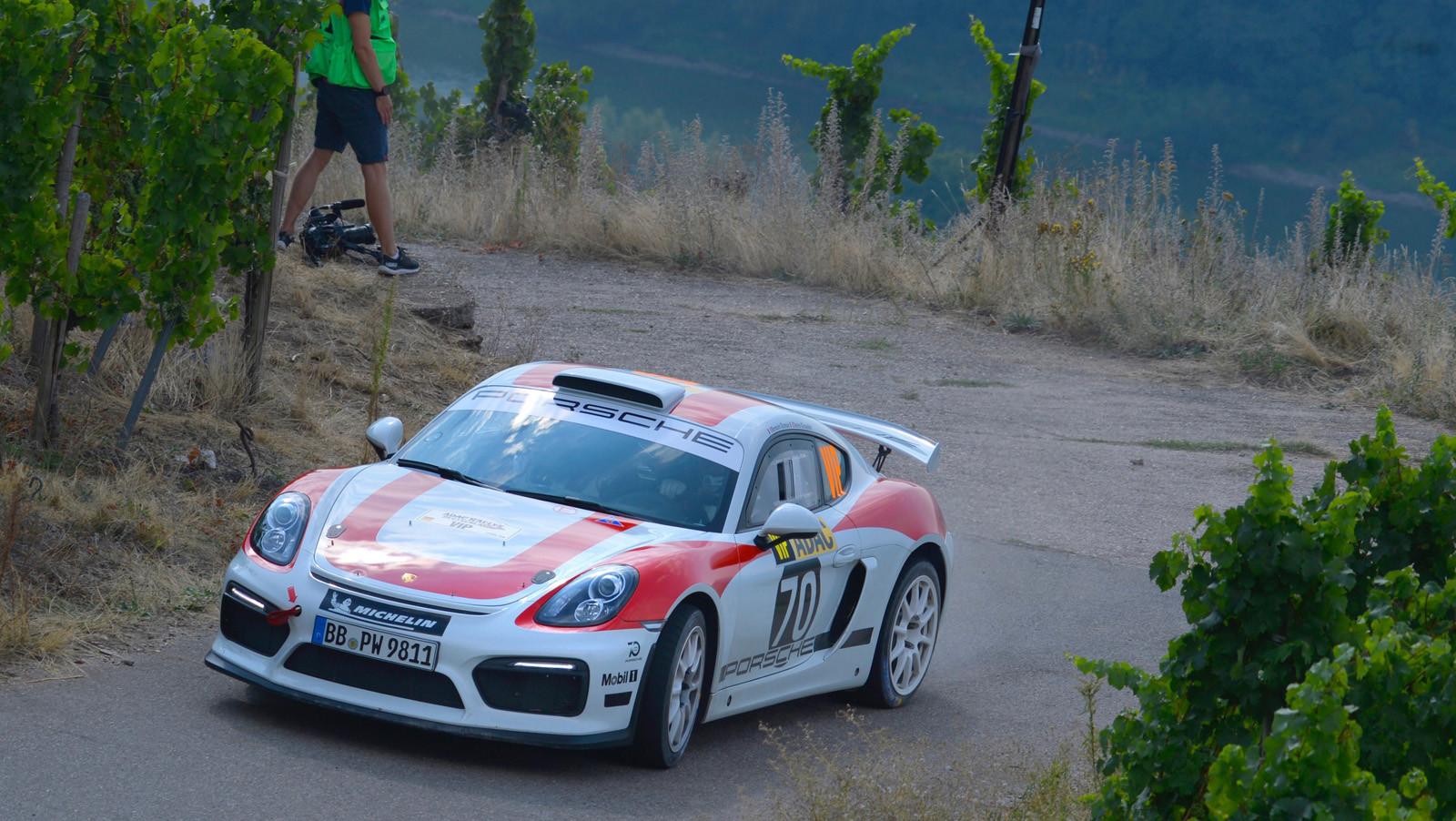 Foto de Porsche Cayman GT4 Clubsport (4/16)