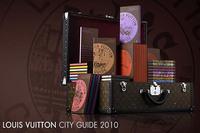 Guías de viaje  Louis Vuitton 2010