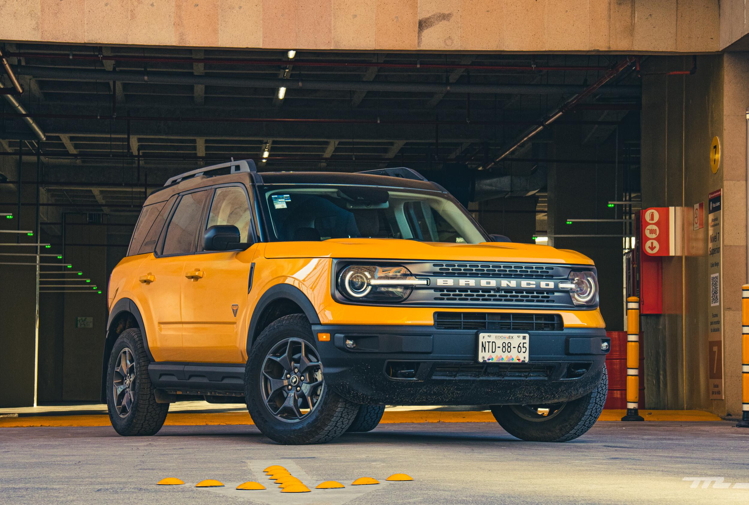 Foto de Ford Bronco Sport, a prueba (10/50)