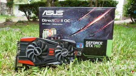 ASUS GeForce GTX 760 DirectCU II OC, análisis