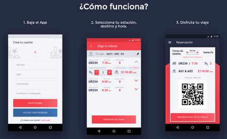Urbvan App