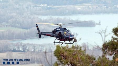 Helicoptero Mossos 3