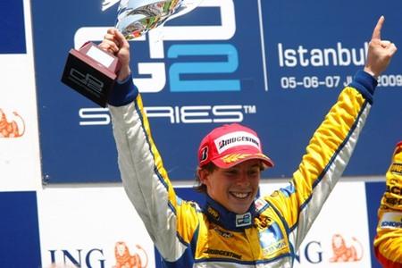 La cantera: mejoramos en la GP2 y Campos-Hull ya gana en Italia