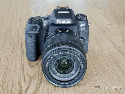 Canon EOS 77D, toda la información y toma de contacto con la nueva réflex avanzada