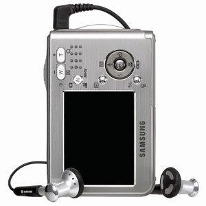 Samsung #1: un reproductor MP3 con cámara