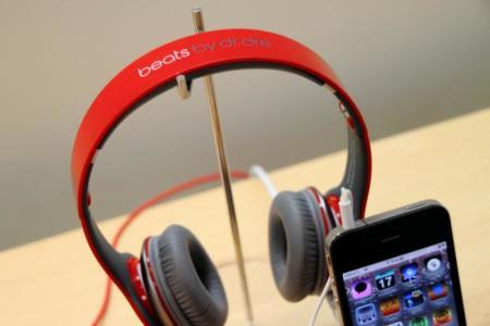 Beats en Apple Store