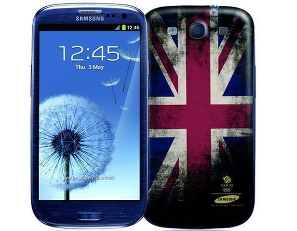 Samsung Galaxy SIII edición JJOO