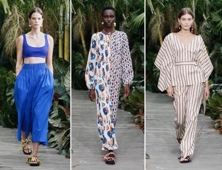 Así vestiremos durante el verano 2021 según Jason Wu (aprovechando el comienzo de la NYFW)