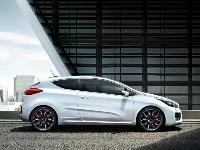 El Kia Pro Cee'd GT se presenta en Ginebra